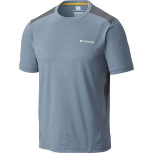 Columbia Titan Ice Shirt - Short-Sleeve - Men's