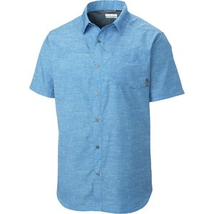 Columbia Pilsner Peak Print Shirt - Short-Sleeve - Men's