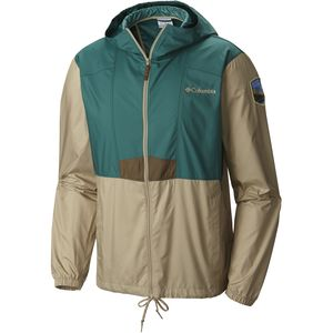 Columbia Flashback Hooded Windbreaker Park Edition - Men's