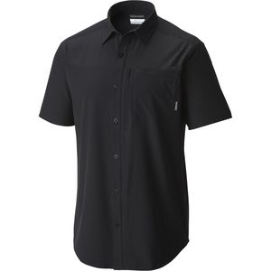 Columbia Global Adventure IV Solid Shirt - Short-Sleeve - Men's