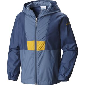 Columbia Flashback Full-Zip Windbreaker Jacket - Boys'