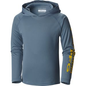 Columbia Terminal Tackle Hooded Shirt - Long-Sleeve - Boys'