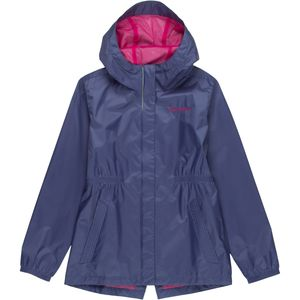 Columbia Explore More Rain Jacket - Girls'