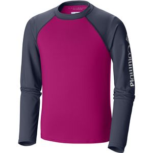 Columbia Mini Breaker Sunguard - Long-Sleeve - Girls'