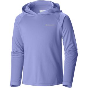 Columbia Terminal Tackle Hooded Shirt - Long-Sleeve - Girls'