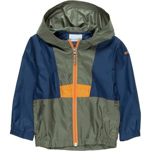 Columbia Flashback Windbreaker Jacket - Toddler Boys'
