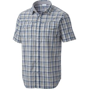 Columbia Leadville Ridge Shirt - Short-Sleeve - Men's