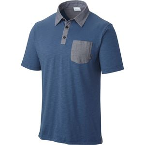 Columbia Lookout Point Novelty Polo Shirt - Men's