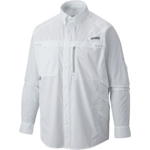 Columbia Airgill Solar Zero Shirt - Long-Sleeve - Men's