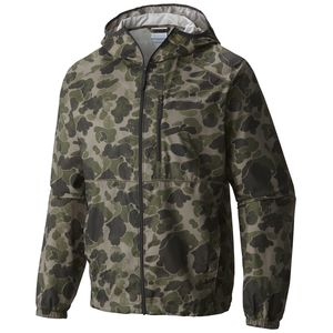 Columbia Flash Forward Print Windbreaker - Men's