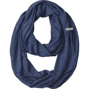Columbia See Through You Stripe Infinity Scarf