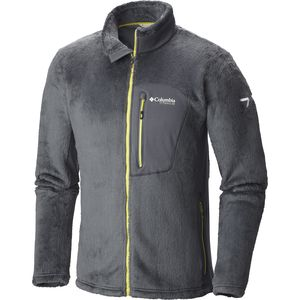 Columbia Grizzly Pass Fleece Jacket - Men's Reviews