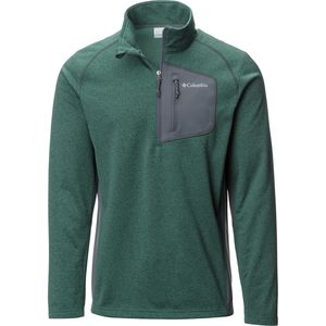 Columbia Jackson Creek Half Zip Fleece Jacket - Men's