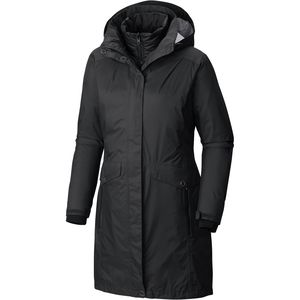 Columbia Evapouration Trench Interchange Jacket - Women's