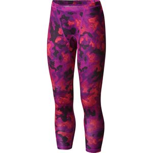Columbia Midweight Printed Baselayer Tight - Girls'