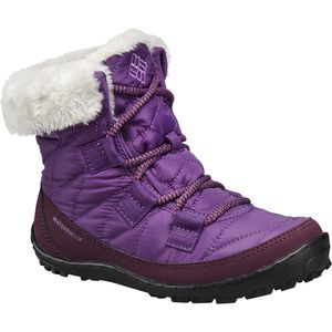 Columbia Minx Shorty Omni-Heat Waterproof Boot - Girls'