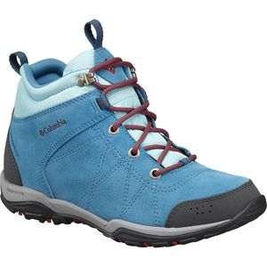 Columbia Fire Venture Mid Waterproof Suede Hiking Boot - Women's