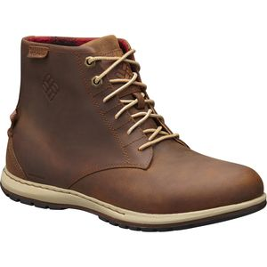 Columbia Davenport Six Waterproof Leather Boot - Men's