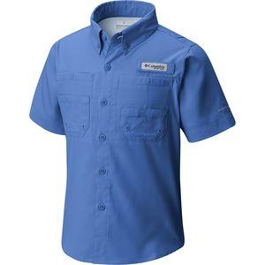 Columbia Tamiami Short-Sleeve Shirt - Boys'