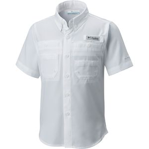 Columbia Tamiami Short-Sleeve Shirt - Boys'