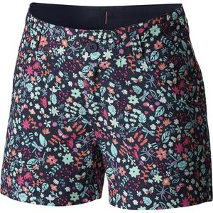 Columbia Silver Ridge Printed Short - Girls'