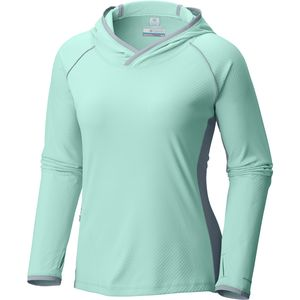 Columbia Ultimate Catch Zero Hooded Shirt - Women's