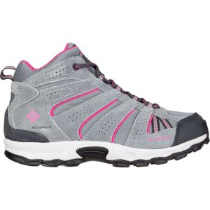 Columbia North Plains Mid Waterproof Hiking Shoe - Girls'