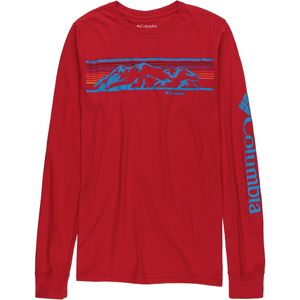 Columbia Cheyenne T-Shirt - Long-Sleeve - Men's