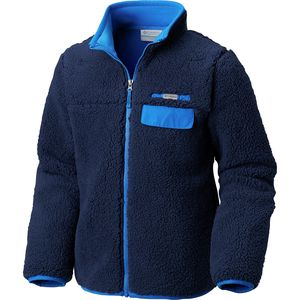 컬럼비아 Columbia Mountain Side Heavyweight Full-Zip Fleece Jacket - Boys