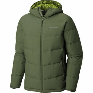 ColumbiaLone Fir 650 Turbodown Hooded Jacket - Men's
