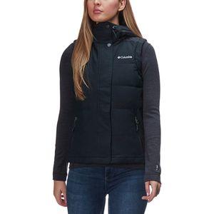 컬럼비아 Columbia Winter Challenger Hooded Vest - Womens