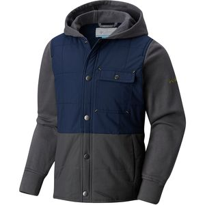 컬럼비아 Columbia Evergreen Ridge Hybrid Hoodie - Boys