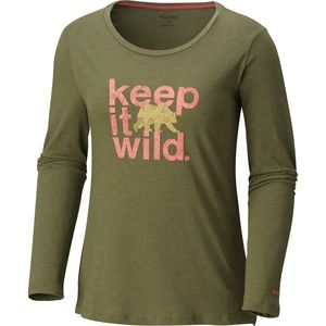 ColumbiaOutdoor Elements Long-Sleeve T-Shirt - Women's