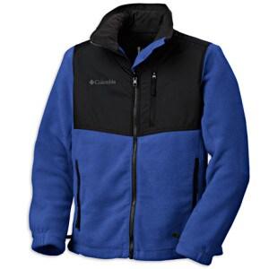 Columbia Ballistic Full-Zip Fleece Jacket - Boys