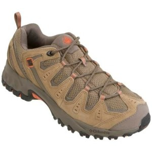 photo: Columbia Beartooth trail shoe