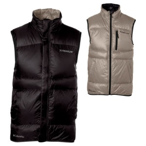 Columbia Alpino Reversible Down Vest