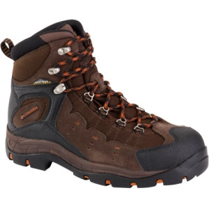 photo: Columbia Men's Ocanto Peak Omni-Tech hiking boot