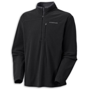 Columbia Omni-Dry Tough Soft Half-Zip Shirt - Long-Sleeve - Mens