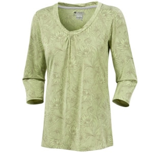 Columbia Bella Botanica - 3/4 Sleeve - Womens