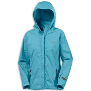 Columbia Powells Pick Rain Jacket - Womens