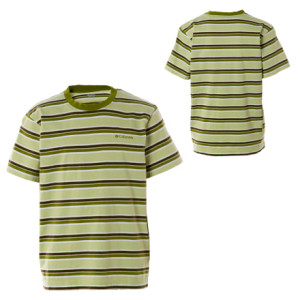 Columbia Stripe Outdoors T-Shirt - Short-Sleeve - Boys