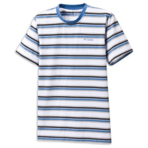 Columbia Stripe The Outdoors T-Shirt - Short-Sleeve - Little Boys