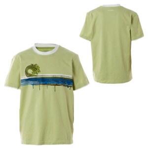 Columbia Drip Wave T-Shirt - Short-Sleeve - Boys
