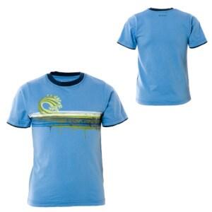 Columbia Drip Wave T-Shirt - Short-Sleeve - Little Boys