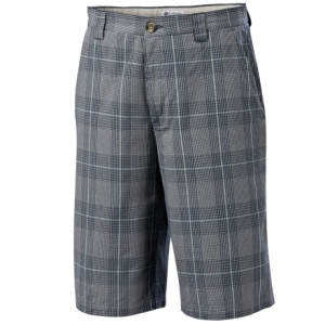 Columbia Rockwell Plaid Short - Mens