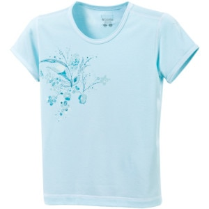 Columbia Mountain Tech Wildwood T-Shirt - Little Girls