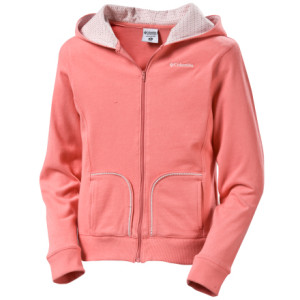 Columbia Columbia Falls Hooded Sweatshirt - Little Girls