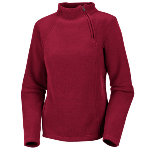 Columbia Fireside Half-Zip Sweater - Womens