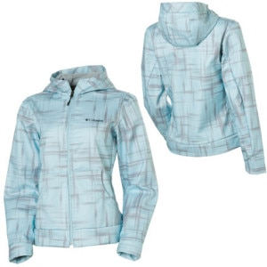 Columbia Snow Glimmer Softshell Jacket - Womens