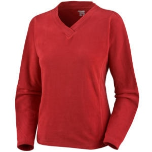 Columbia Glacial Fleece V-Neck Pullover - Long-Sleeve - Womens